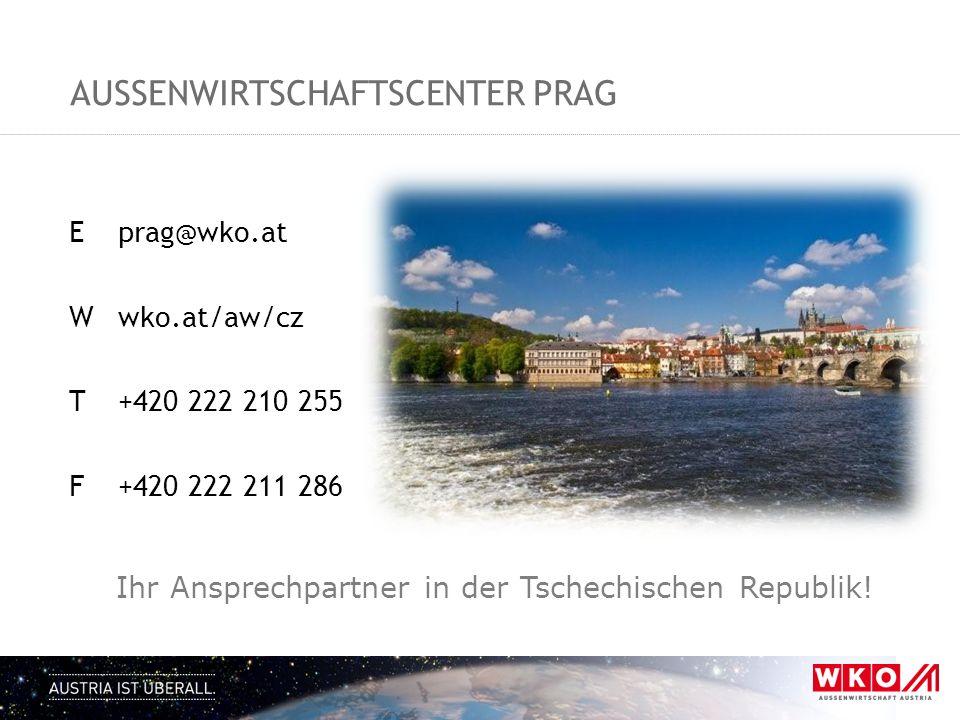 AUSSENWIRTSCHAFTSCENTER PRAG