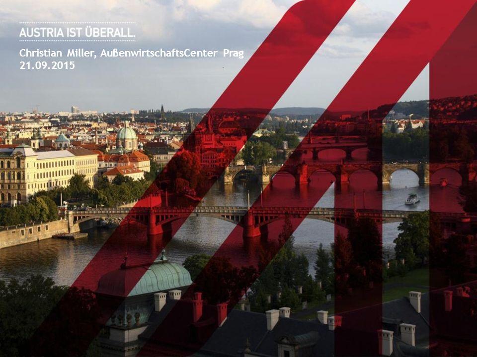Christian Miller, AußenwirtschaftsCenter Prag
