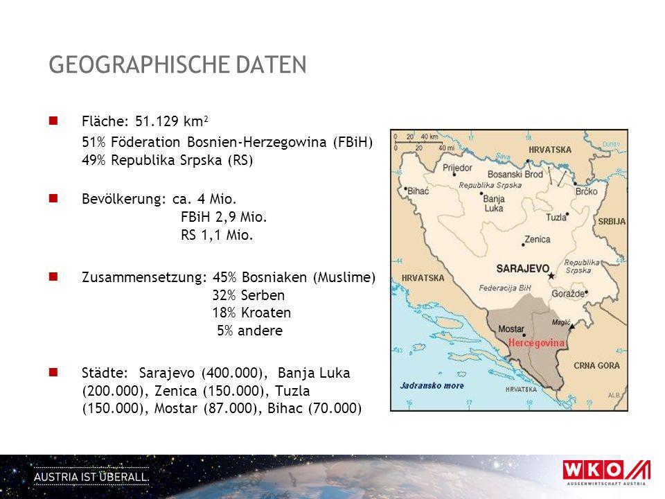 Geographische daten Fläche: 51.129 km²