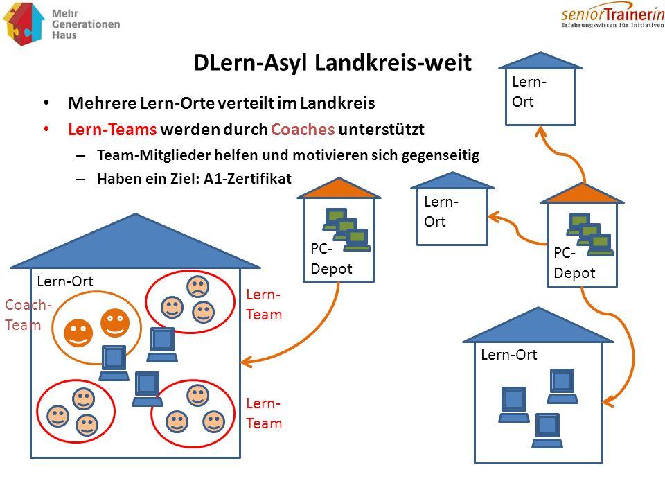 DLern-Asyl Landkreis-weit