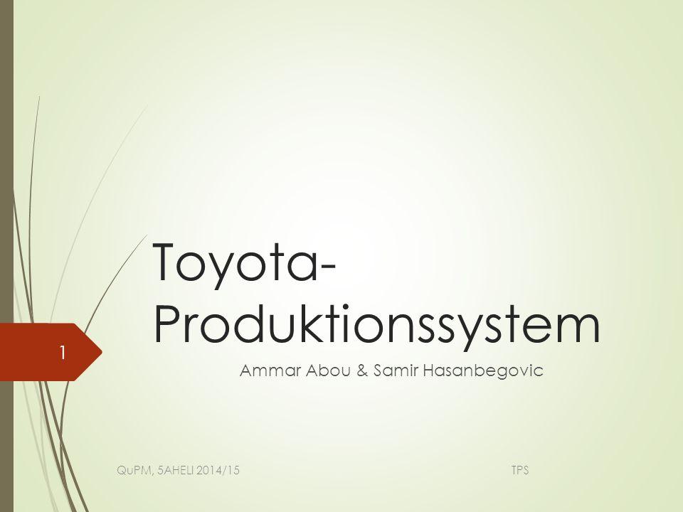 Toyota-Produktionssystem