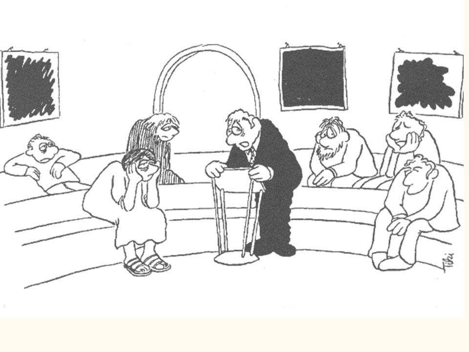 Gemütliche Sitzung