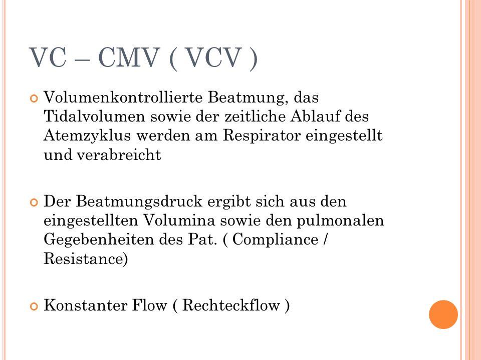 VC – CMV ( VCV )
