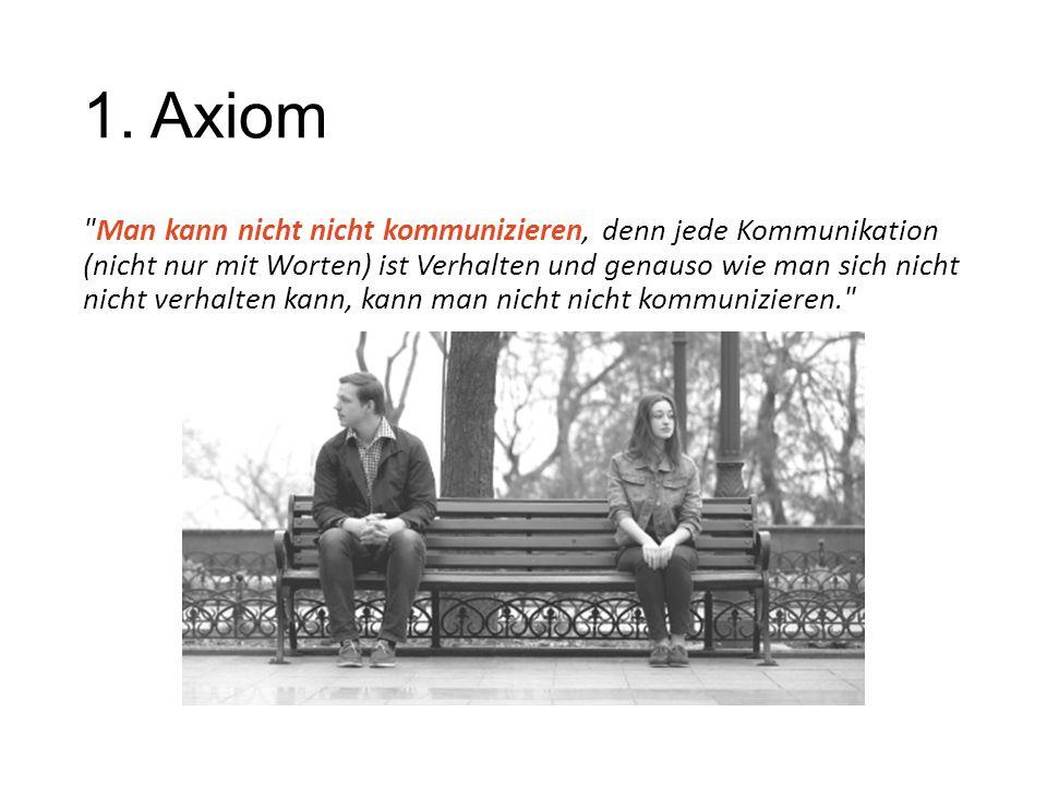 1. Axiom