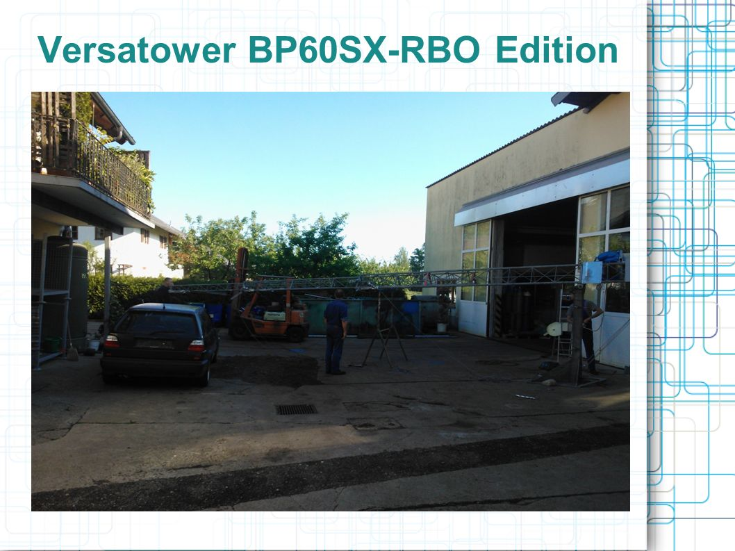 Versatower BP60SX-RBO Edition
