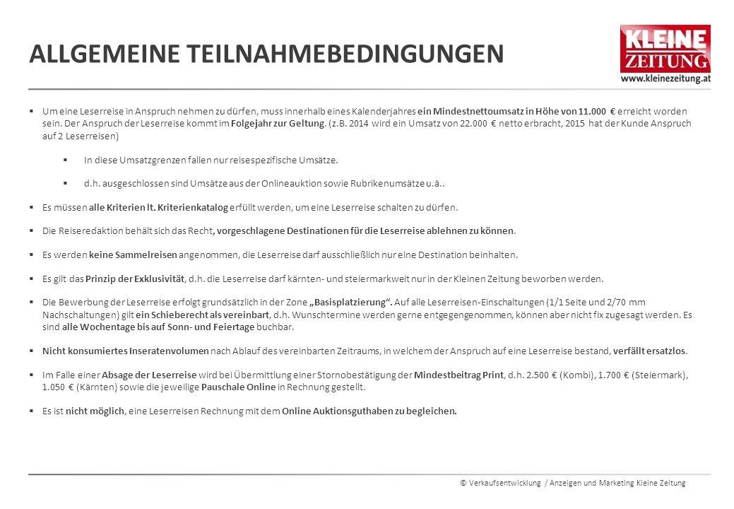 Die Leserreisen der Kleinen Zeitung ppt herunterladen