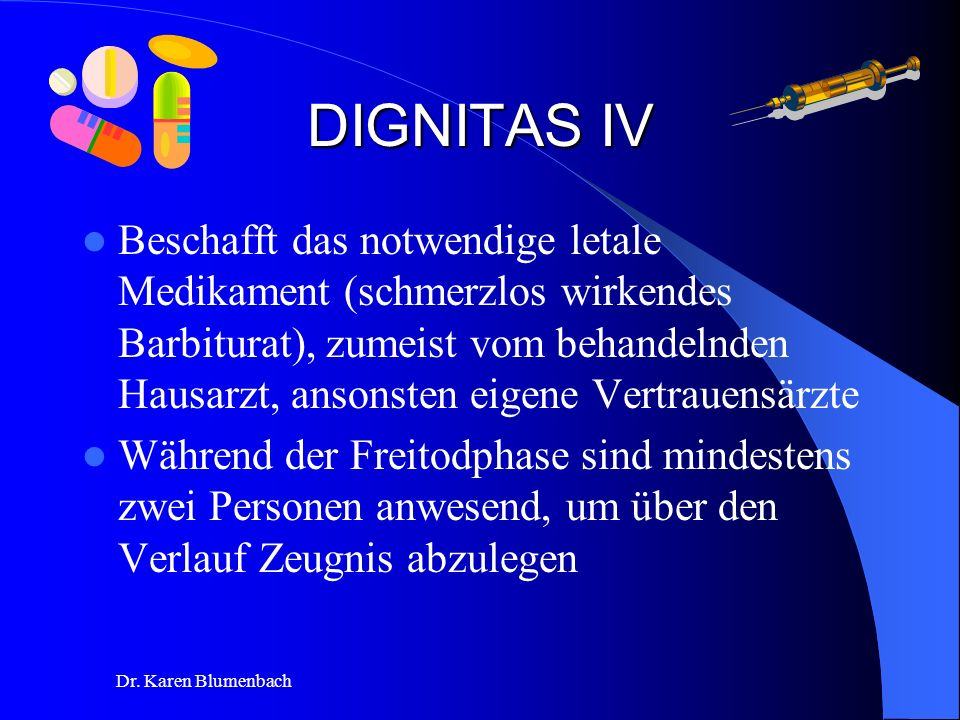 DIGNITAS IV