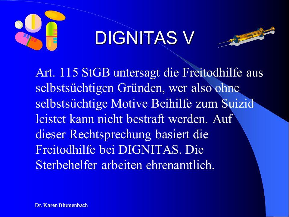 DIGNITAS V