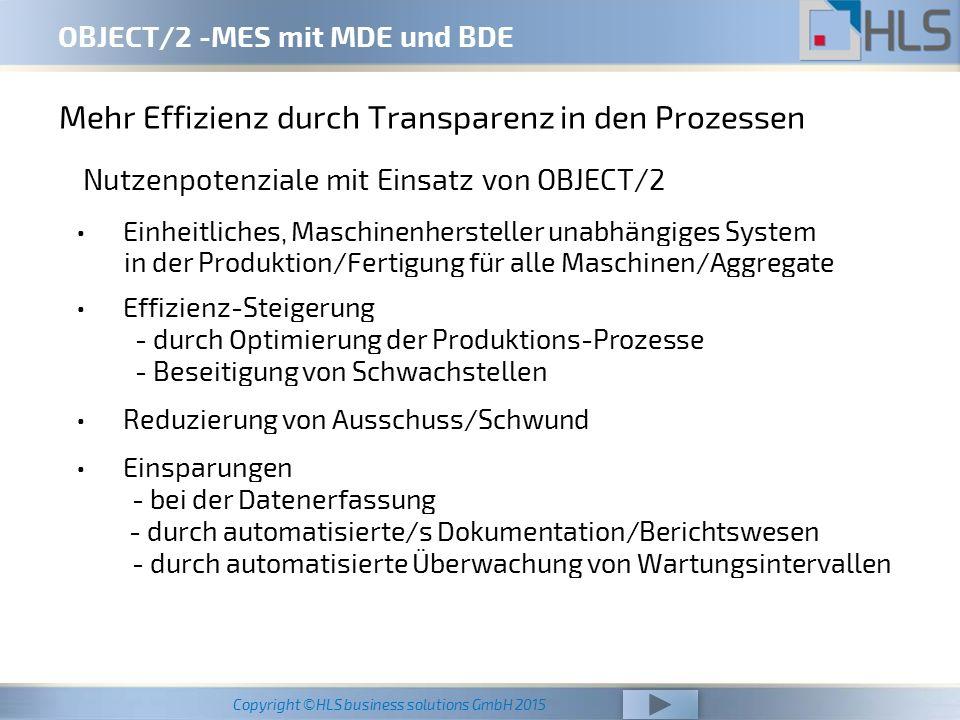 Mehr Effizienz durch Transparenz in den Prozessen