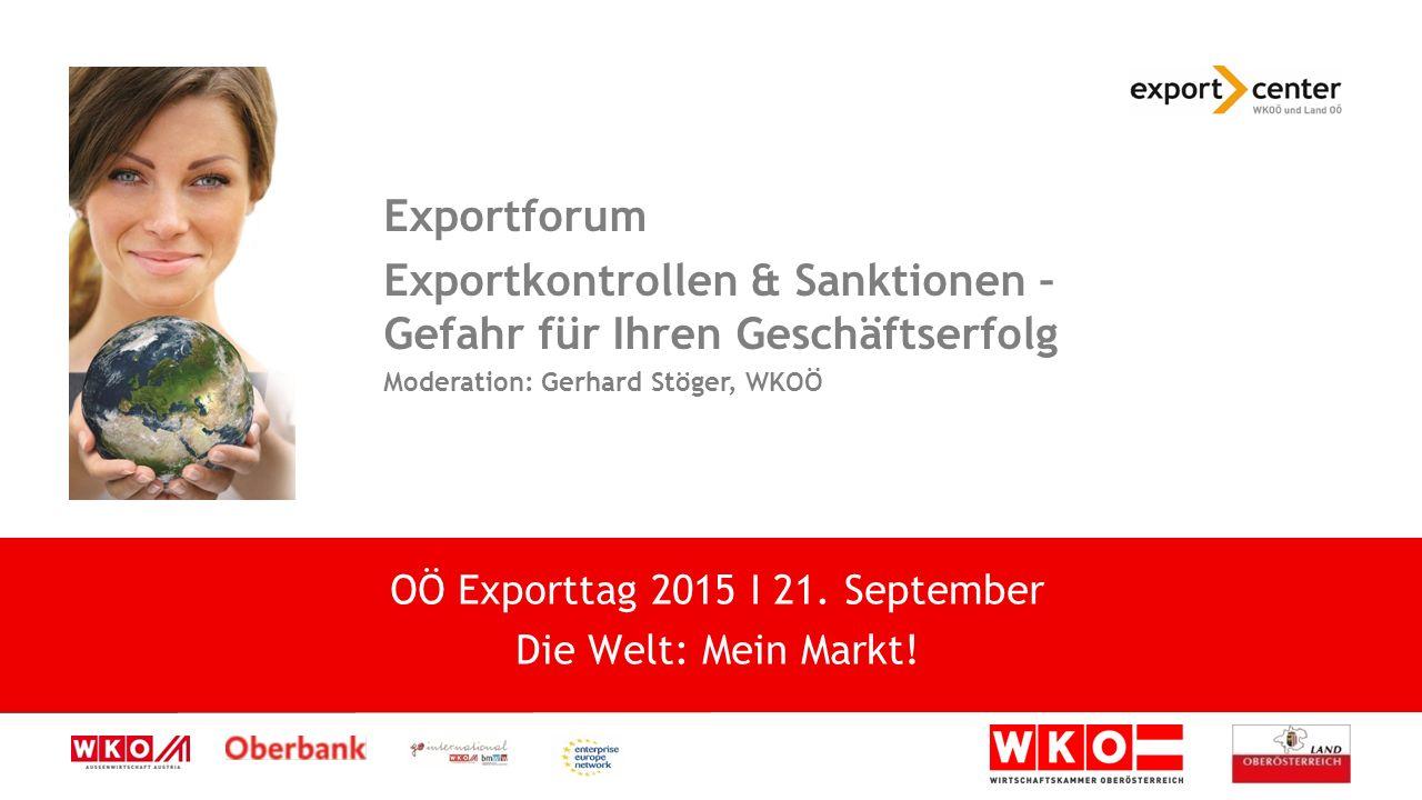 Exportkontrollen & Sanktionen – Gefahr für Ihren Geschäftserfolg
