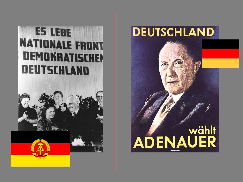 Am 24. Mai 1949 wird die Bundesrepublik Deutschland gegründet
