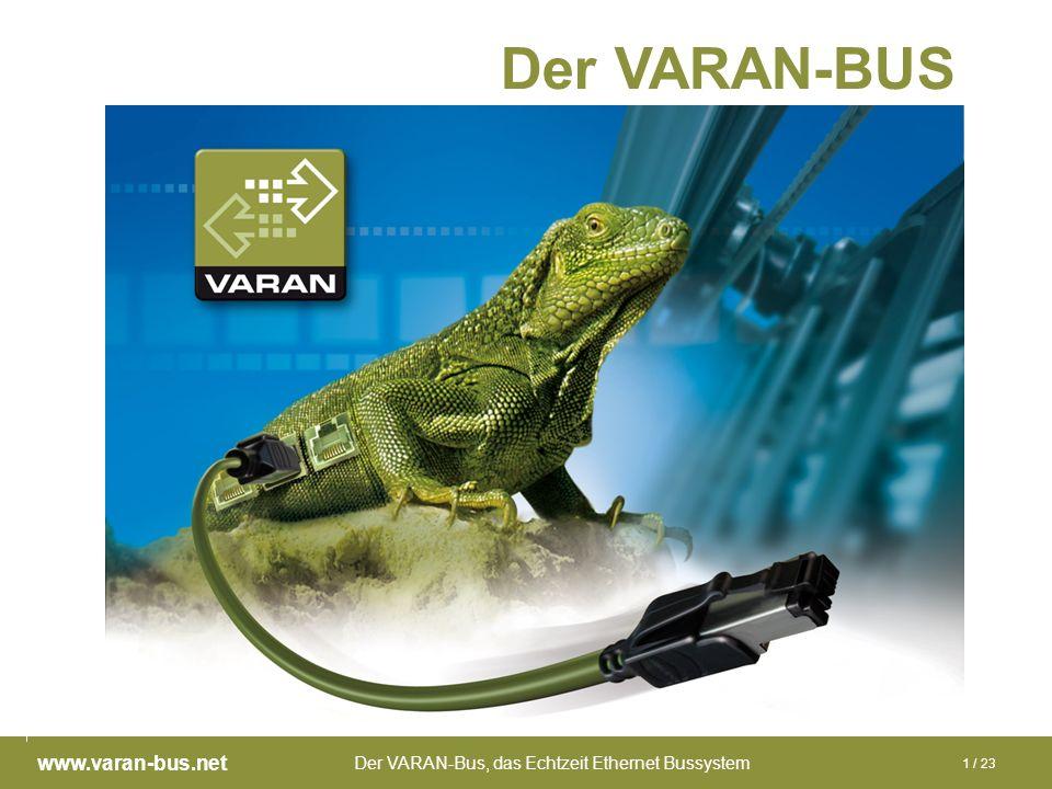 Der VARAN-BUS