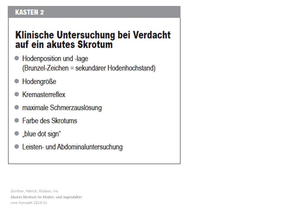 Günther, Patrick; Rübben, Iris