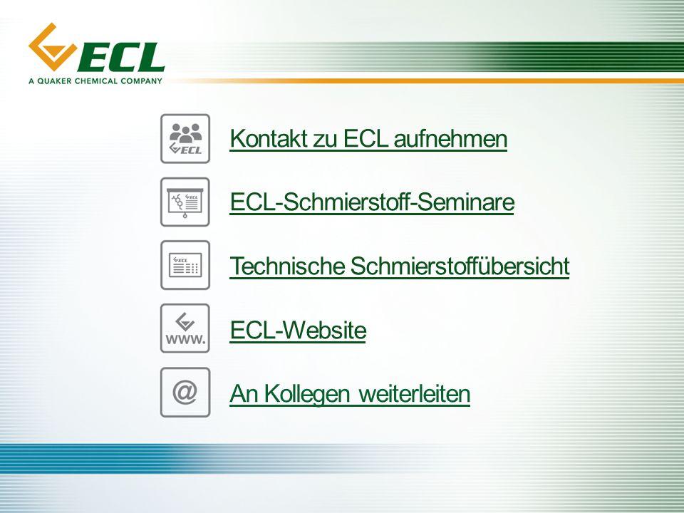 Kontakt zu ECL aufnehmen