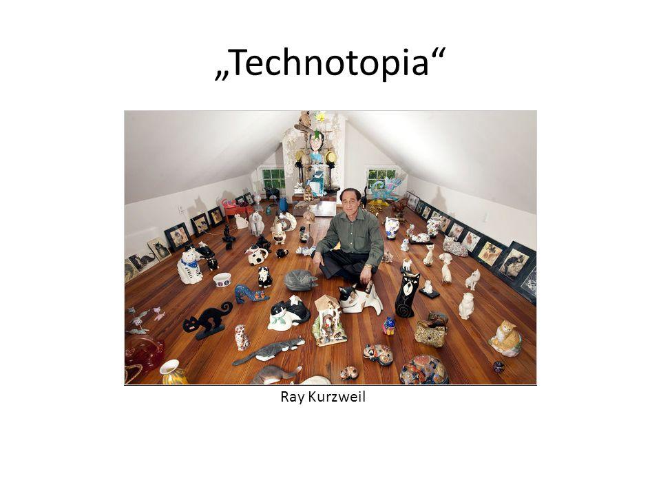 """Technotopia Ray Kurzweil"
