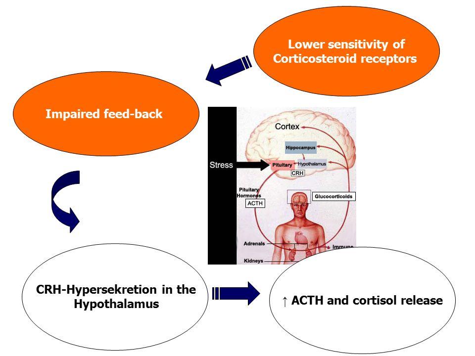 Corticosteroid receptors