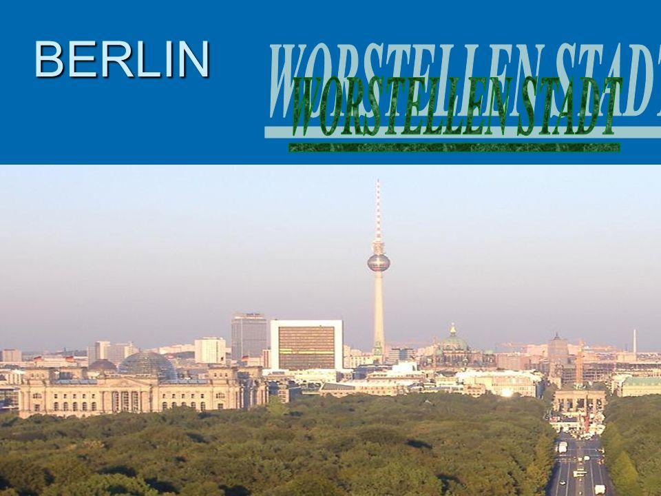 BERLIN WORSTELLEN STADT
