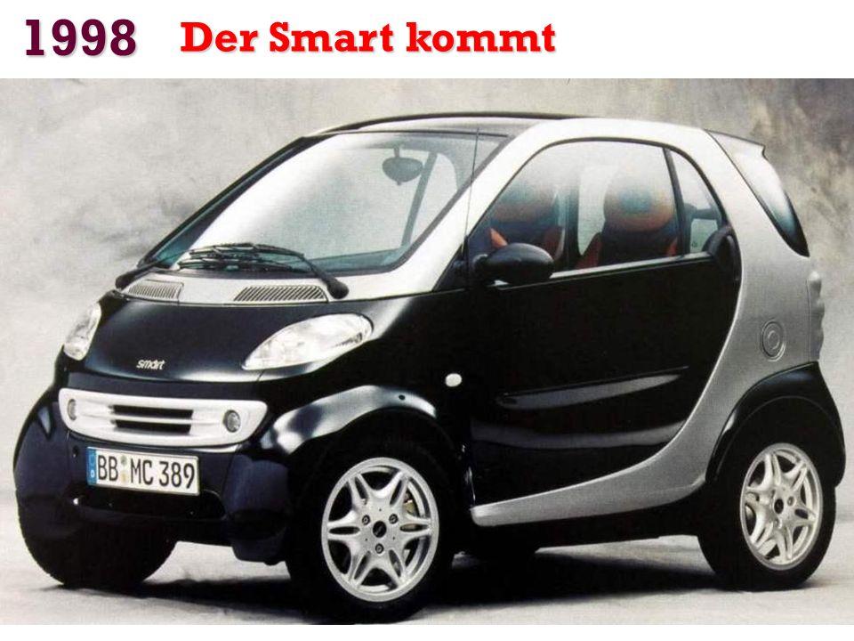 1998 Der Smart kommt