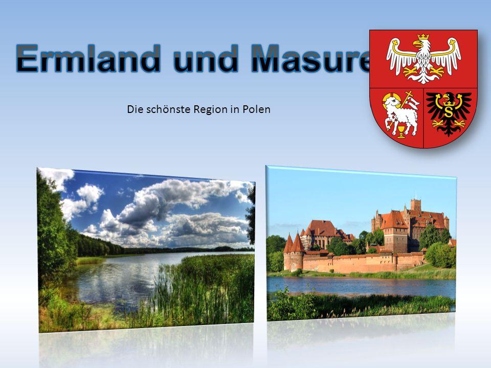 Ermland und Masuren Die schönste Region in Polen