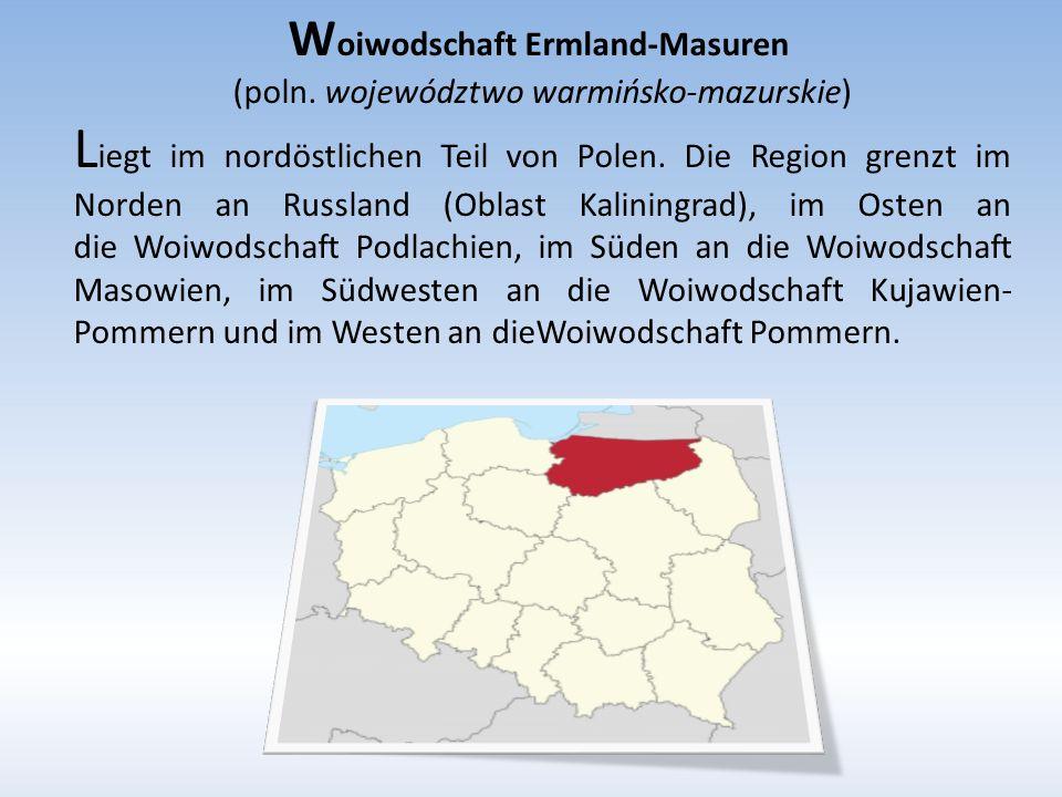 Woiwodschaft Ermland-Masuren