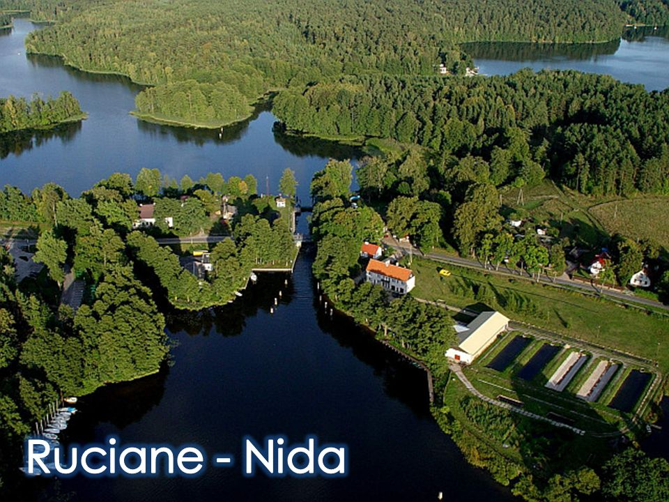 Ruciane - Nida