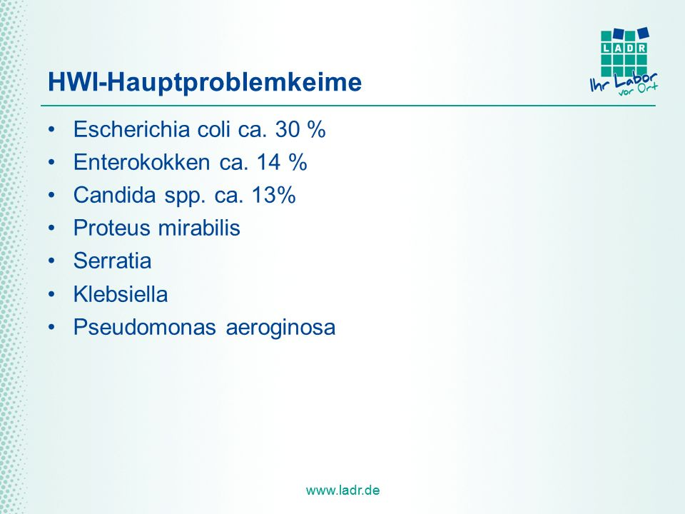 HWI-Hauptproblemkeime
