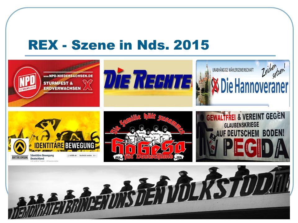 REX - Szene in Nds. 2015