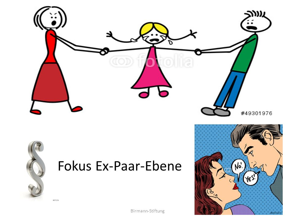Fokus Ex-Paar-Ebene Birmann-Stiftung