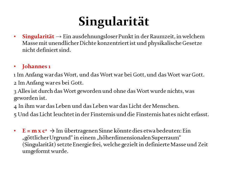 Singularität