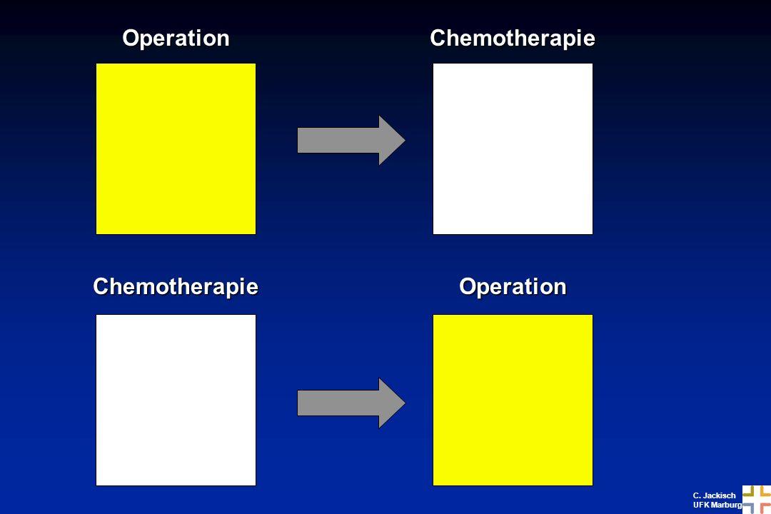 Operation Chemotherapie Operation Chemotherapie C. Jackisch