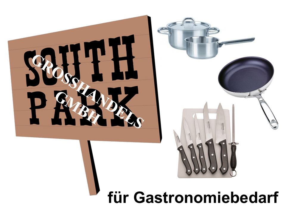 GROSSHANDELS GMBH für Gastronomiebedarf
