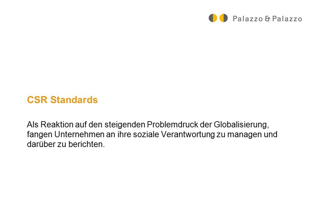 CSR Standards