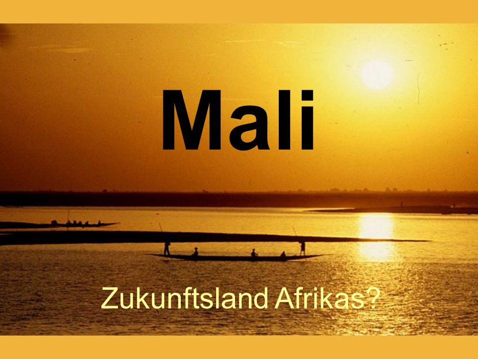Mali Zukunftsland Afrikas