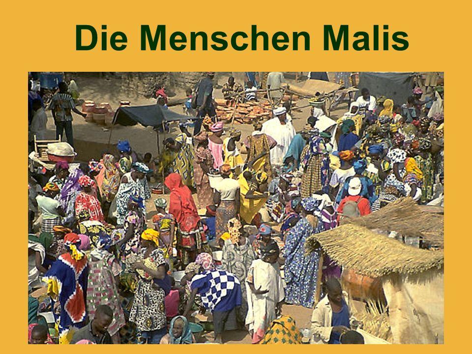 Die Menschen Malis