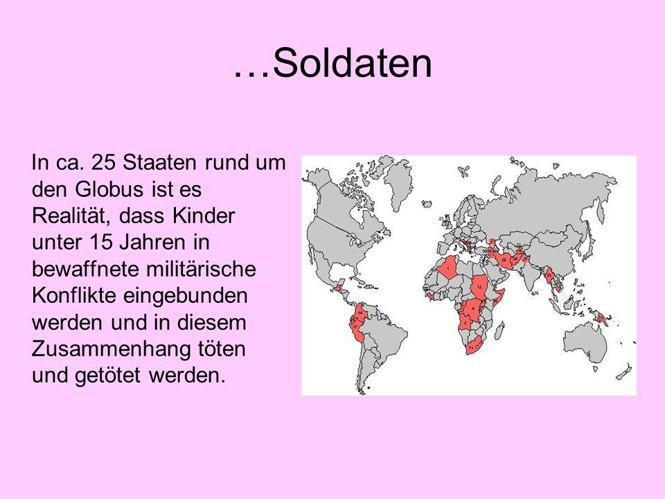 …Soldaten