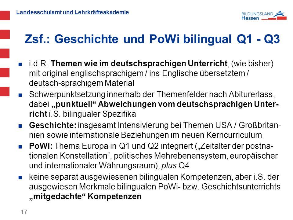 Zsf.: Geschichte und PoWi bilingual Q1 - Q3