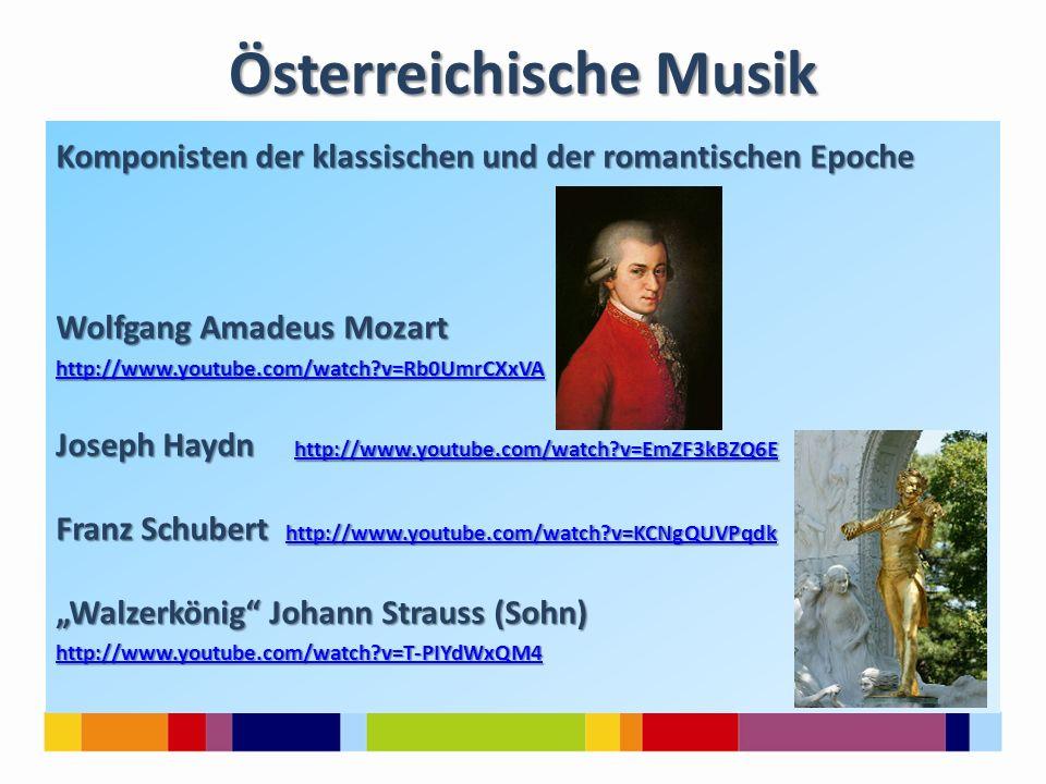 Österreichische Musik