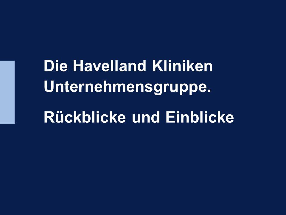 Die Havelland Kliniken