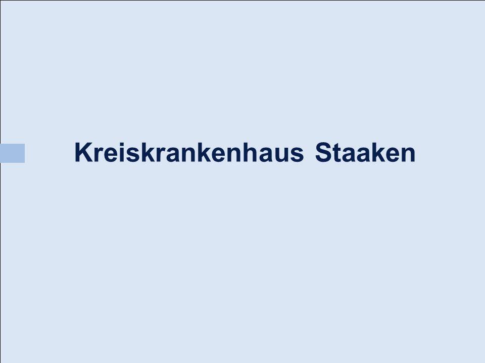 Kreiskrankenhaus Staaken