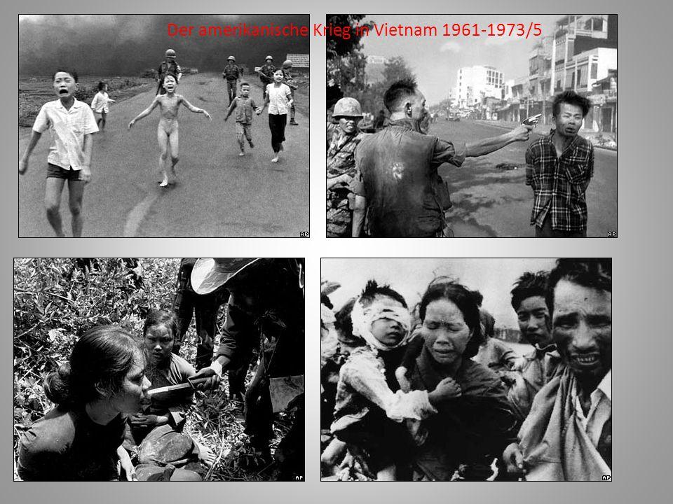 Der amerikanische Krieg in Vietnam 1961-1973/5