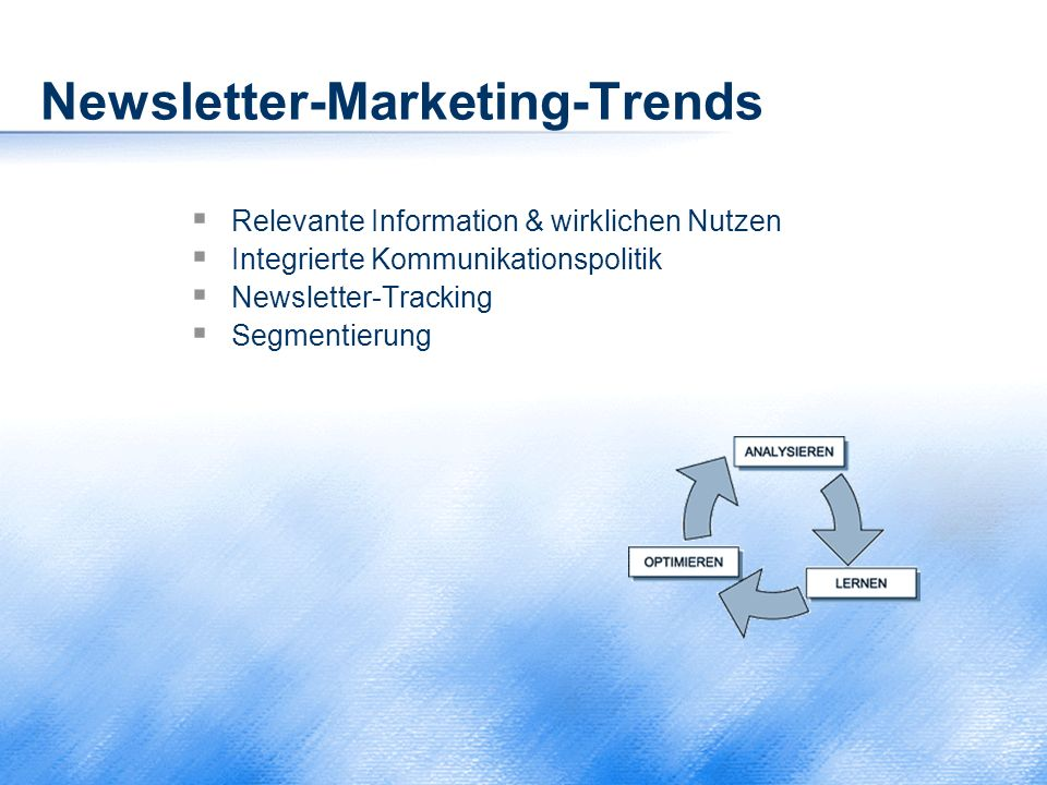 Newsletter-Marketing-Trends