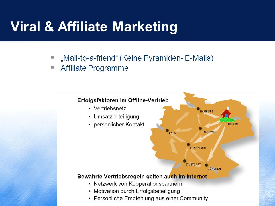Viral & Affiliate Marketing