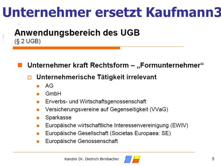 Unternehmer ersetzt Kaufmann3