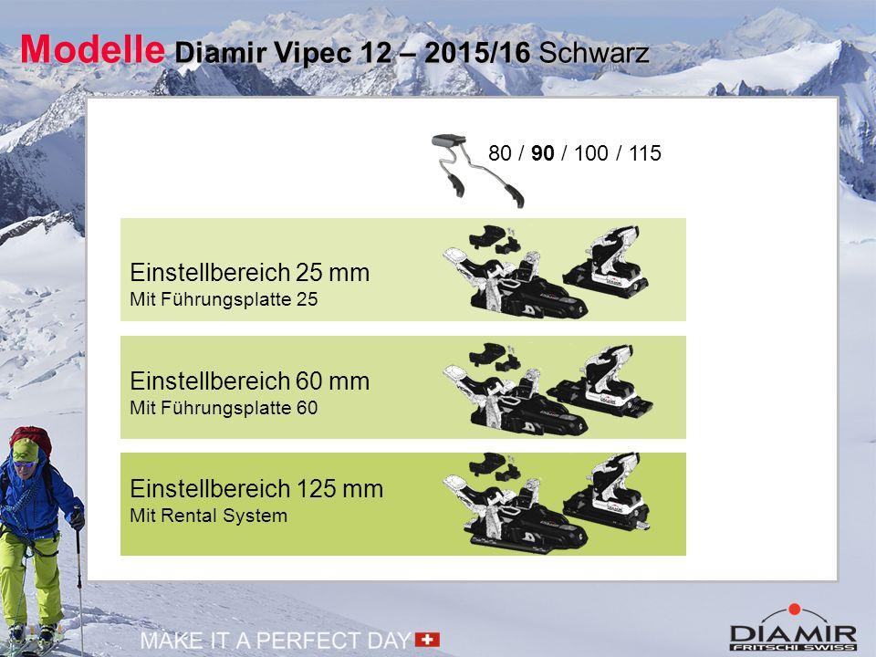Modelle Diamir Vipec 12 – 2015/16 Schwarz