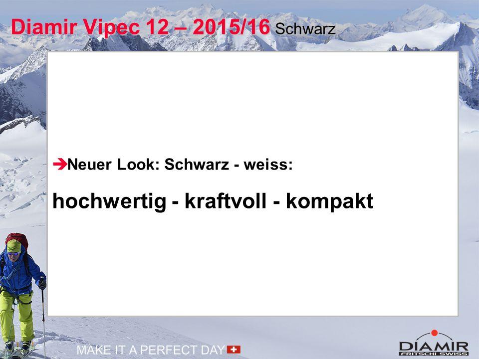 Diamir Vipec 12 – 2015/16 Schwarz