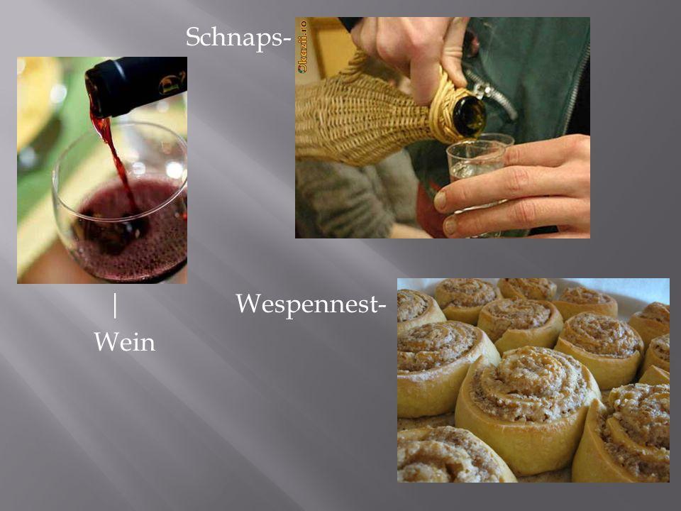 Schnaps- | Wespennest- Wein