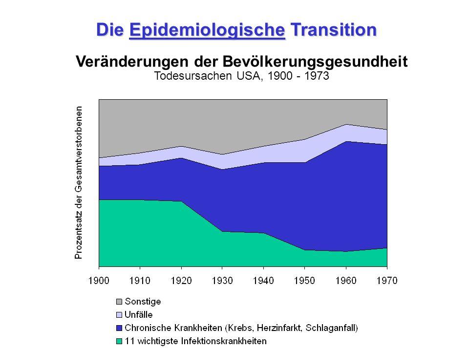 Die Epidemiologische Transition