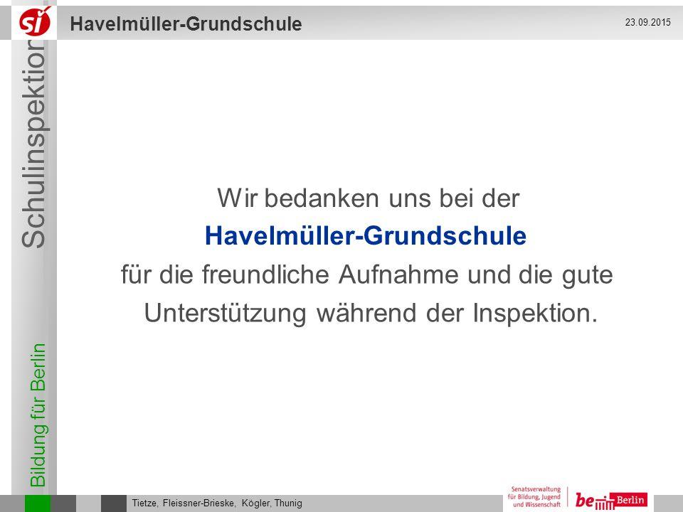 Havelmüller-Grundschule