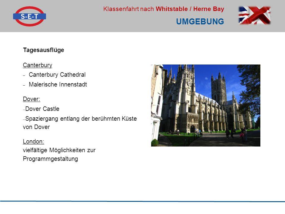 Umgebung Tagesausflüge Canterbury Canterbury Cathedral