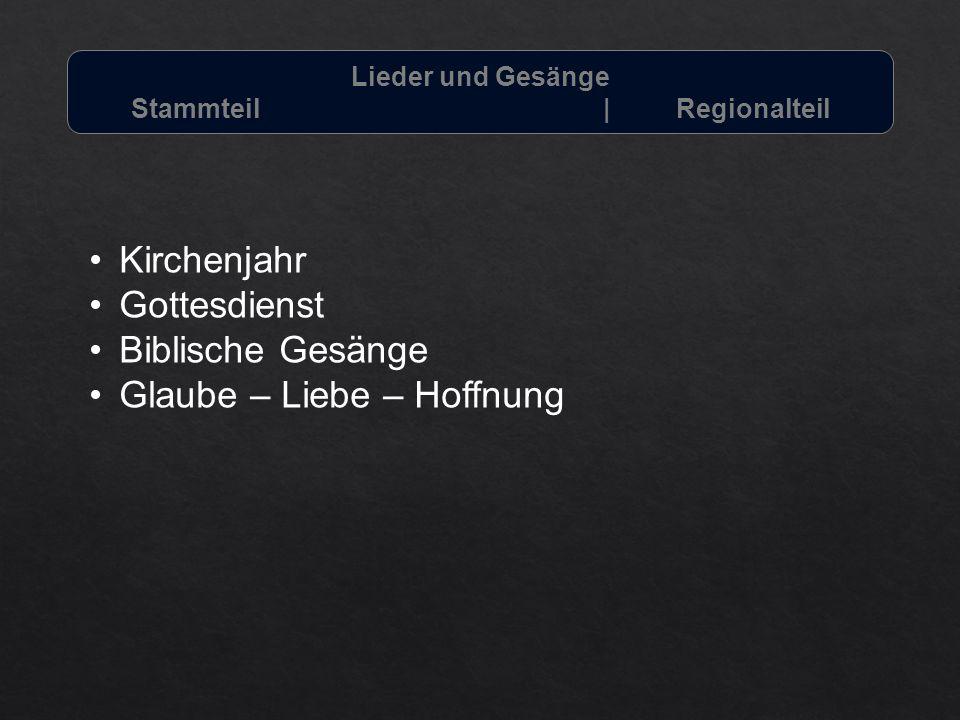 lieder evangelisches gesangbuch